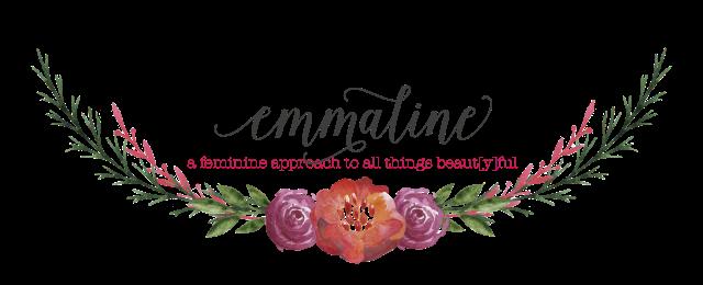 emmaline blog header