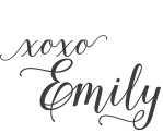 emmaline blog signature
